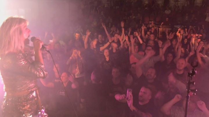 Thank you lovely people at this years' Rock For Friends in Prievidza. See you again soon. 😍✊