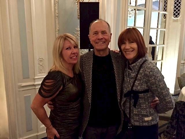 Lorna Osborne with legends Barry Mason and  Kiki Dee during awards at The Savoy Hotel, London. Did you know Kiki released 40 singles, 12 albums and was the first female UK singer on Motown's Tamla Records? Her first UK hit; Amoureuse, was co-written by Lorna's husband; Gary, and was Sir Elton John's first hit as a producer on his Rocket Records label. Barry has co-written many wonderful songs - not least Delilah for Tom Jones, There Goes My First Love for The Drifters, The Last Waltz for Engelbert Humperdinck and Love Grows for Edison Lighthouse. Now THAT is showbiz! 🎶🎸😍