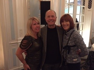 Soooo looking forward to joining tonights' BBC4 Old Grey Whistle Test audience and watching lovely friend Kiki Dee perform. Wonder if she will sing Amoureuse, which was co-written by Lorna Osborne's hubby Gary. Also pictured is legendary song-writer Barry Mason. So little time,so much talent 😍